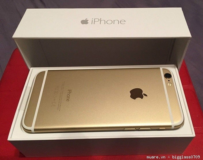 iConStore iPhone 6 128G Gold giá chỉ 11.xxx